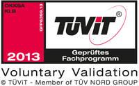 TÜViT - Geprüftes Fachprogramm